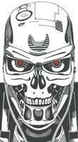 Terminator by DementedInk