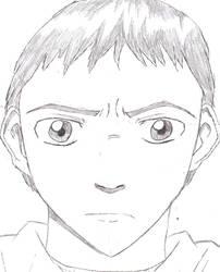 Sad Face by Mightyenano