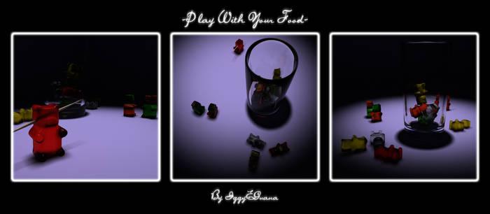 PlayWithYourFood GummiBears v1