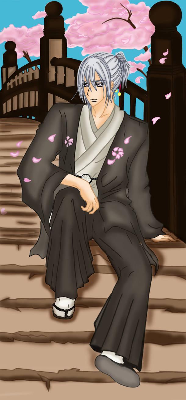 Ichiru Kiryu : Waiting for you