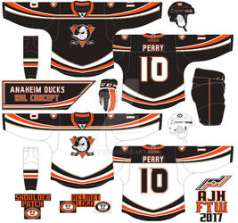 low priced 059bc 912fd Anaheim Ducks Adidas concept by AJHFTW on DeviantArt
