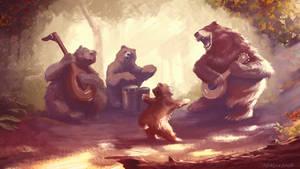 Jam-Bear-ee by jmgallo