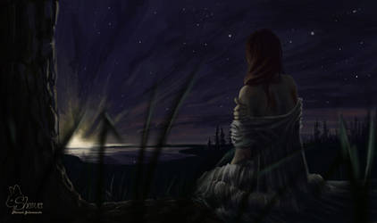 Melancholy by Shivik