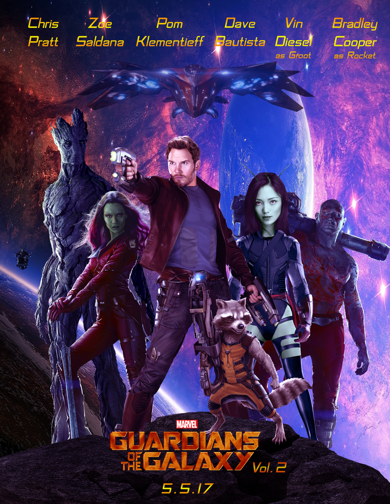 Guardians Of the galaxy 480p