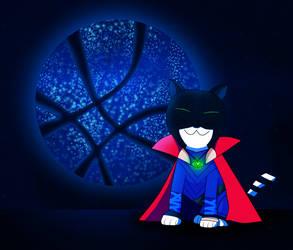 Doctor Strange Kitty