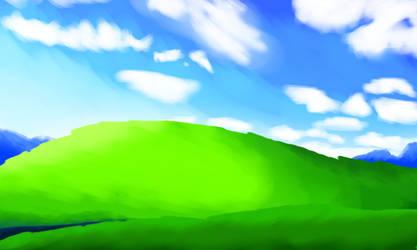 Windows XP - Bliss