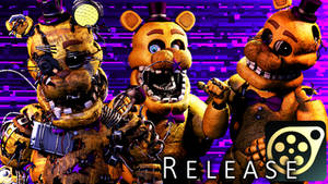 Expectation Fredbear SFM Official Release by Morigandero