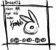 konno ID