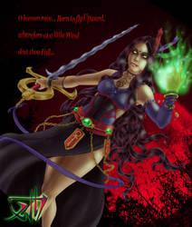 Preliator - Mahafsoun Kelthuzad by AlchemistXIII