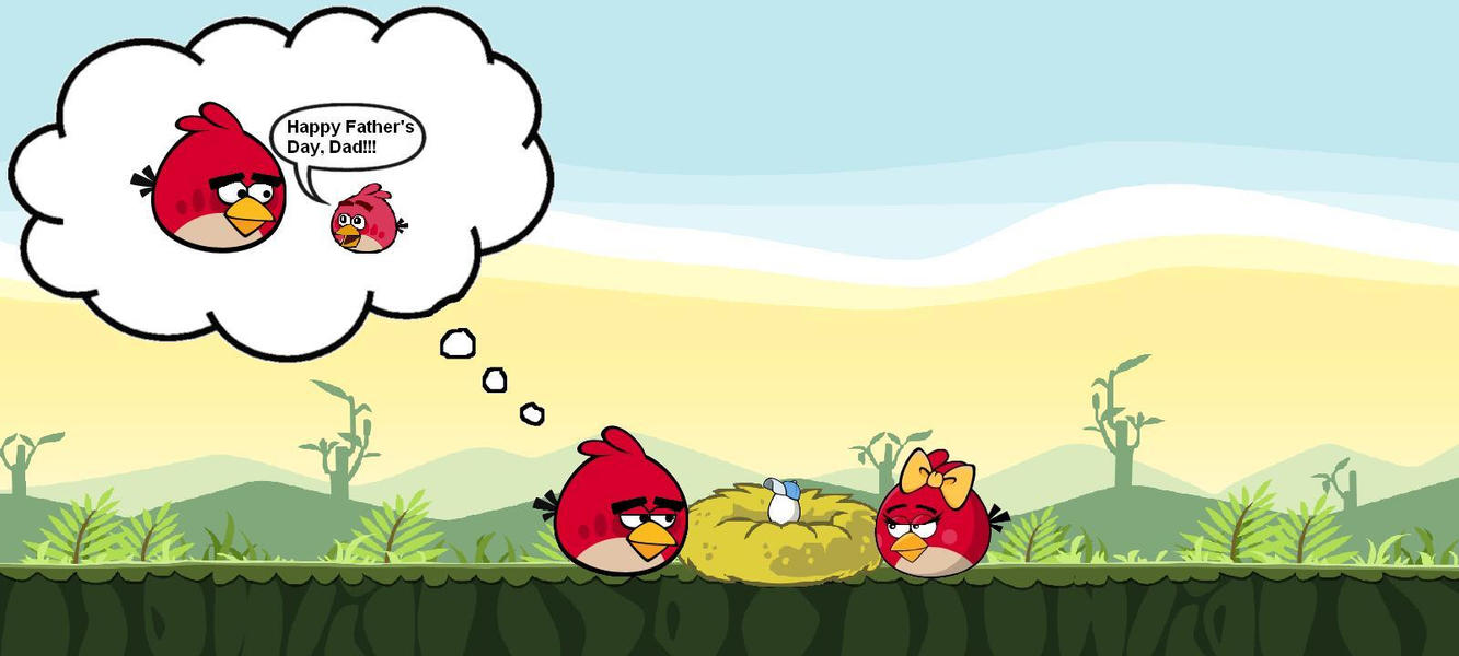 Angry Birds Stella And Red Kiss
