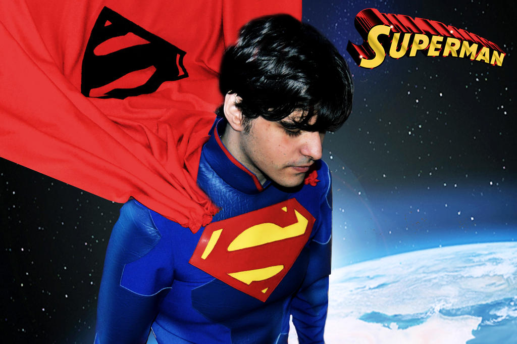 superman new 52 cosplay by blacklion5000 on deviantart