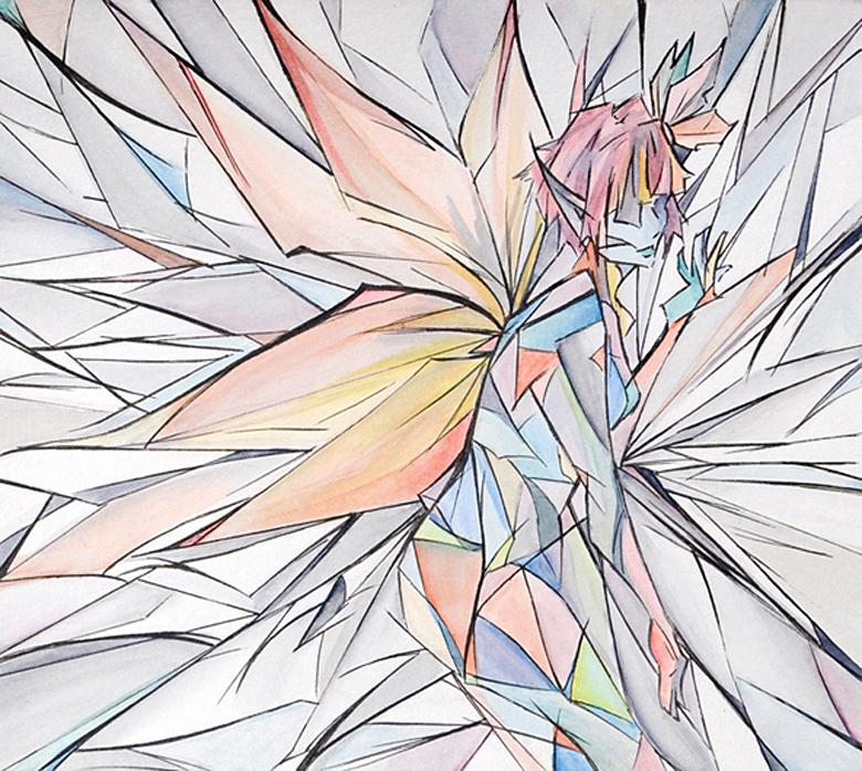 Fairy by StrawberrySunflowers