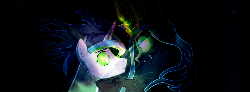 Queen Chrysalis And Shining Armor by Gragola on DeviantArt