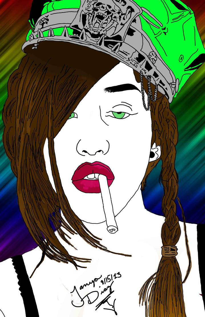 Adore DelAno by xXxTanya-Big-TxXx