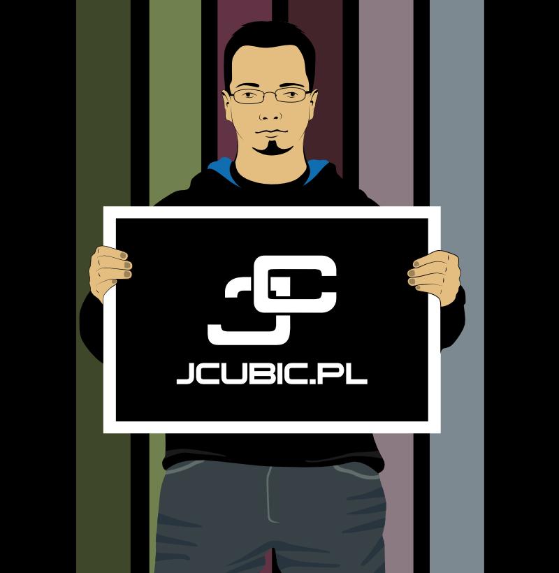 Vector portrait zoom by jcubic