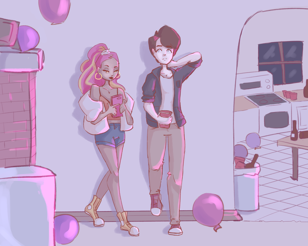 House Party by Tangelo12