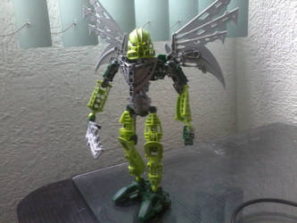 Toa pihtuki, toa of air by toa-shabak