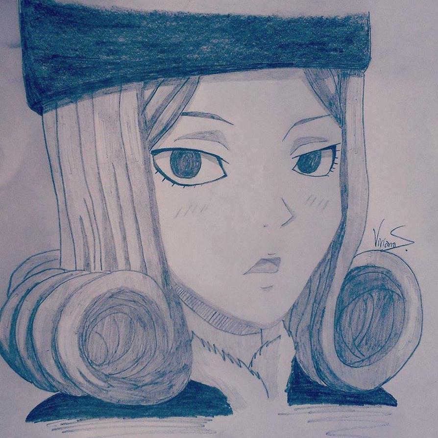 Juvia Lockser (Fairy Tail) by ViviMaslow