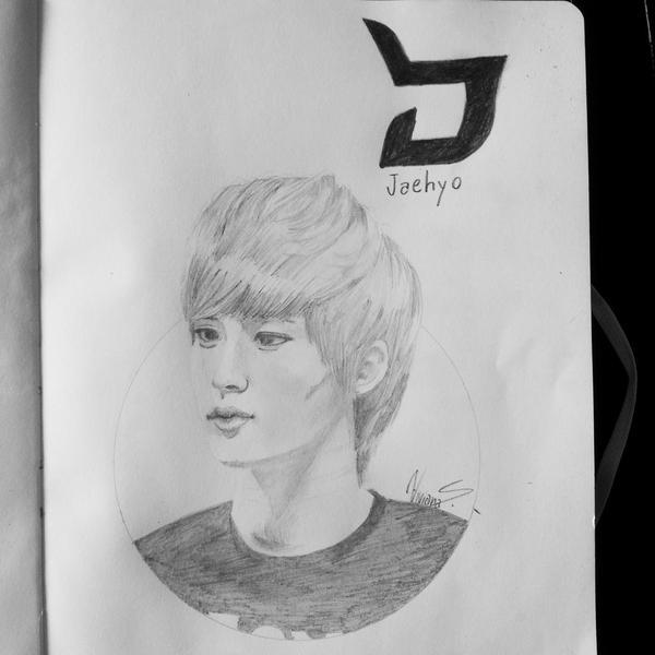 Ahn Jaehyo - Block B by ViviMaslow