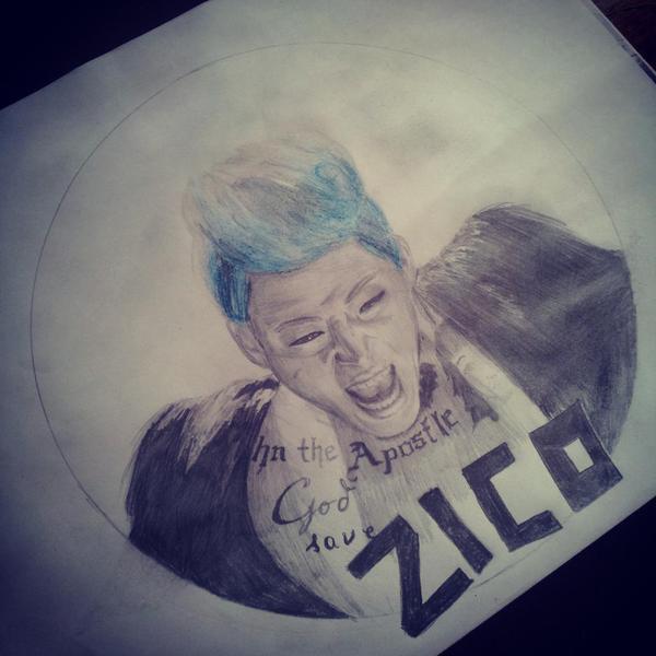 ZICO by ViviMaslow