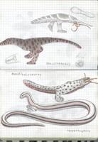Fauna of planet Ullr 2 by Preradkor