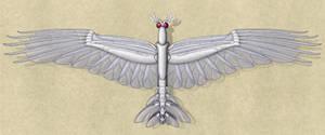 Sailing angelbeetle by Preradkor
