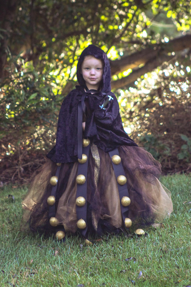 Dalek Princess by brienicole