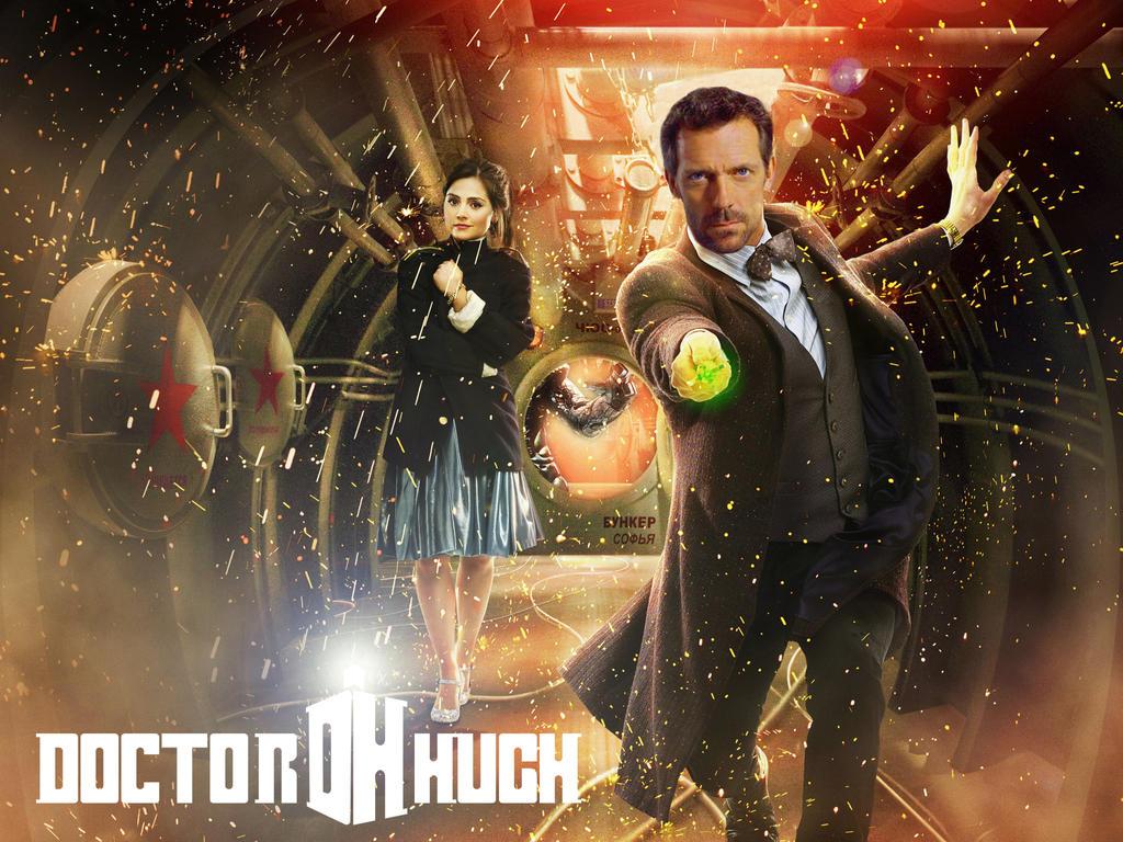 Doctor Hugh by brienicole