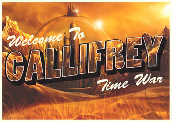 Welcome To Gallifrey