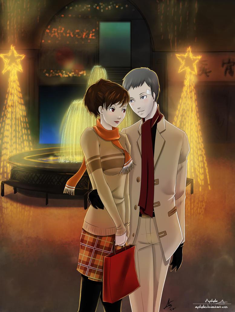 P3P - Christmas date by Ayshala