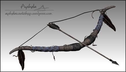 Assassins Creed OC: Bow by Ayshala