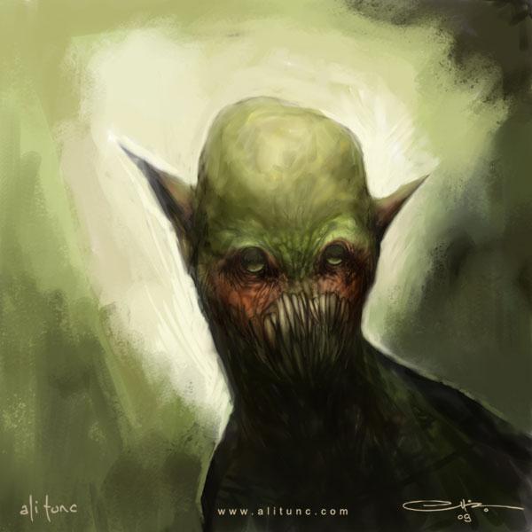 ghoul by ali-tunc