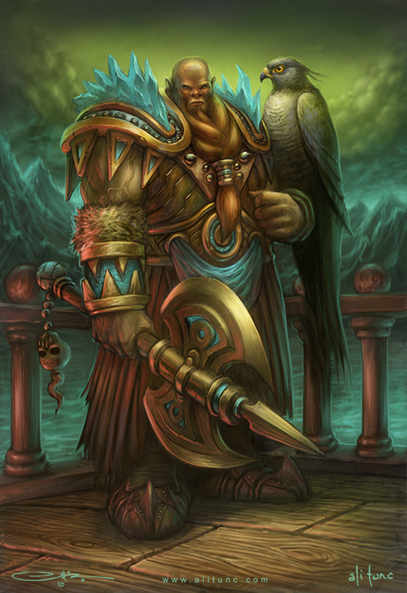 barbarian by ali-tunc