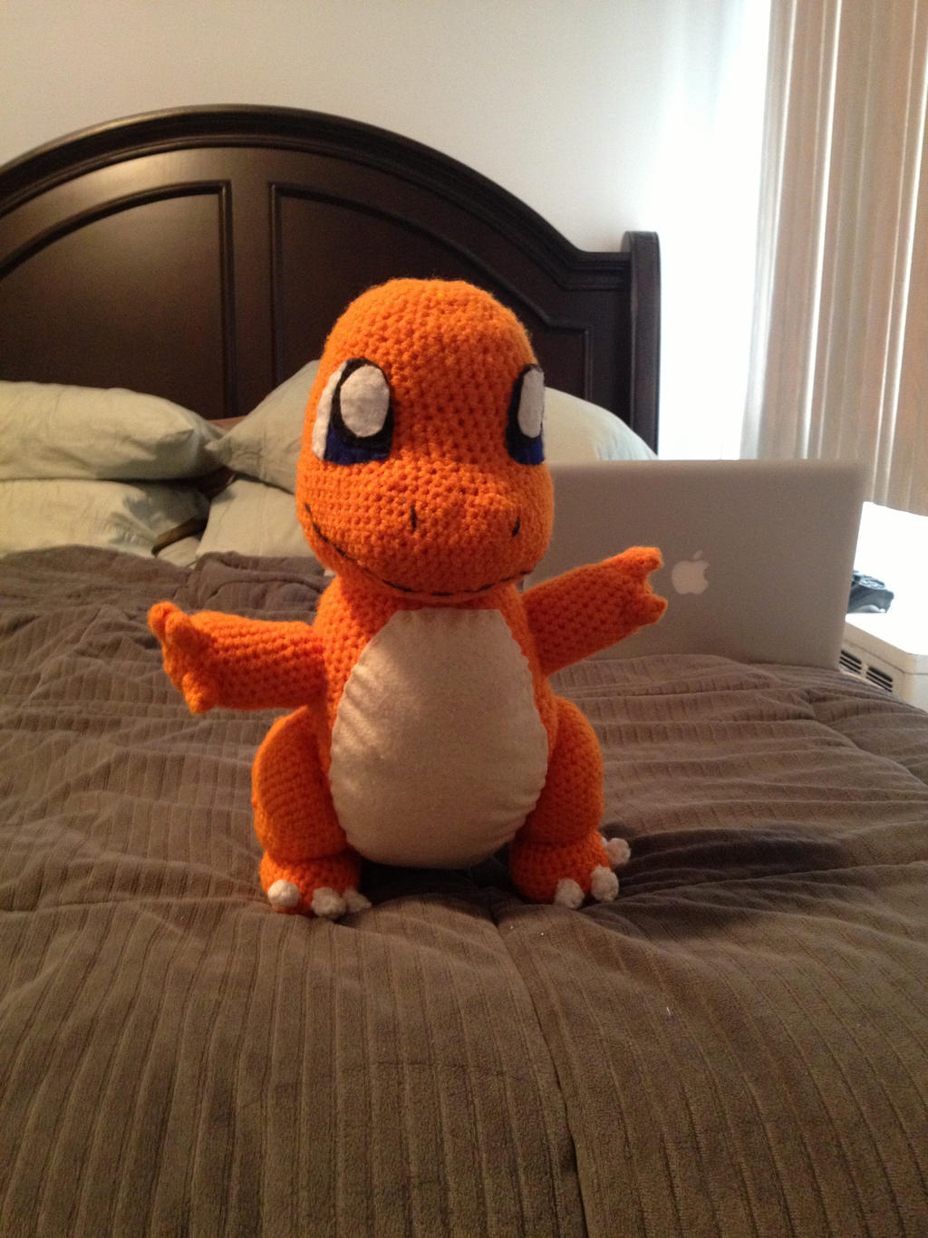 Charmander Amigurumi Free : Charmander Crochet by meowwmixxx on DeviantArt