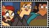 TDROTI - Mike Zoey Jo stamp by TDIStamps