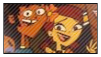 TDROTI - Mike and Zoey stamp 4 by TDIStamps