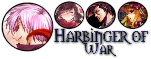 Team : Harbringer 4 by ProfessorKabuto