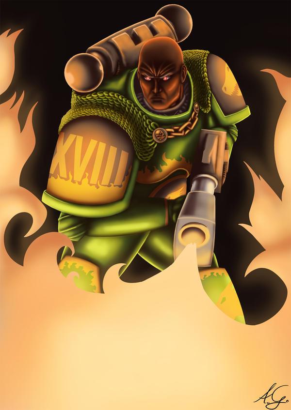 Son of Vulkan by Mullemuh