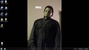 Desktop Screenie - Halloween