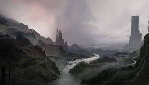 Two Castles Speedpaint