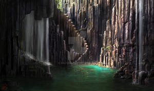 Waterfall Basin