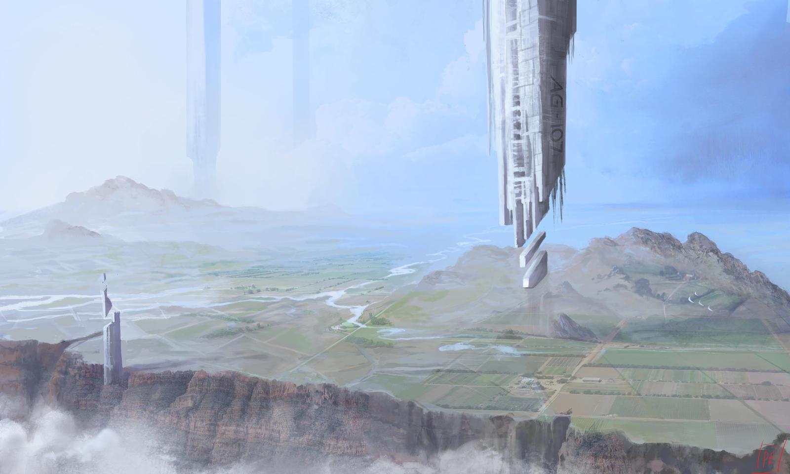 Farmland Concept by Solfour