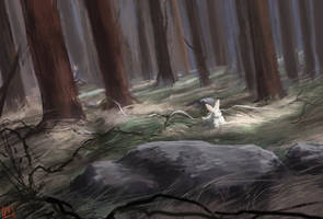 Soft Forest by Solfour