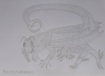 Noctotyrannus (Art by ChocolateSawfish)