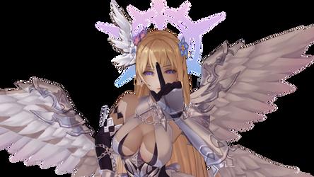 [MMD] Aura Kingdom / Fantasy Frontier Michael DL!