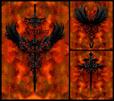 Gothic Seraphim Conglomerate by Quicksilverfury