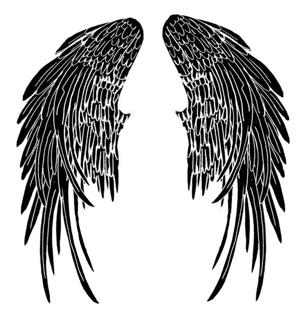 Angel Wing Tattoo lower back butterfly tattoo fairies tattoo tattoos angle