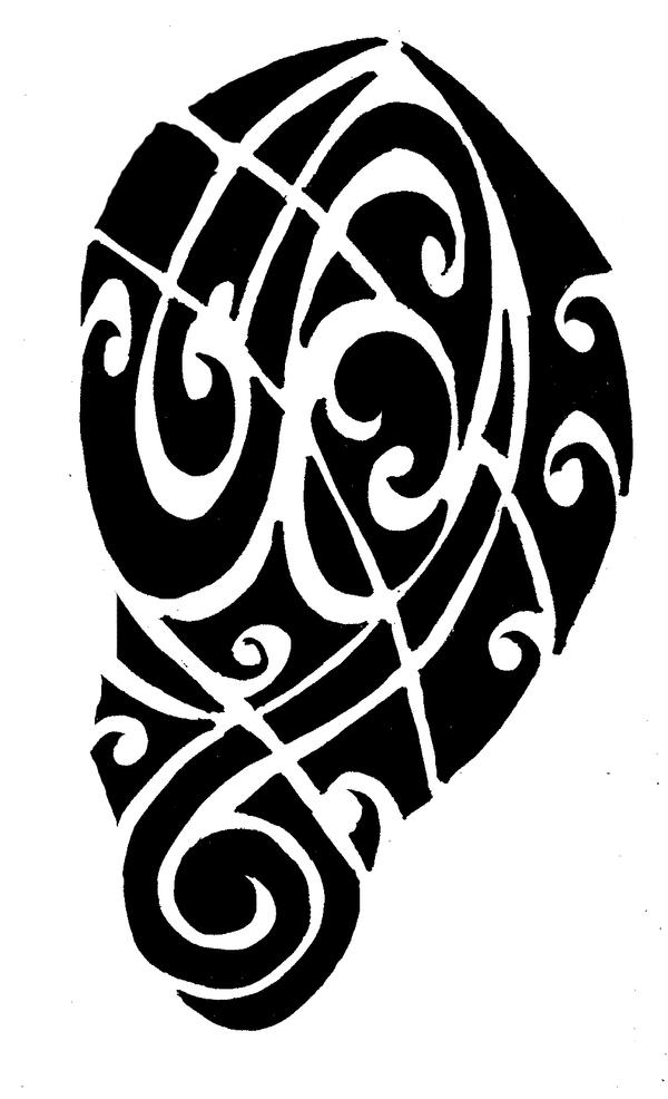 Maori Tatto Broken Pattern by Quicksilverfury on deviantART