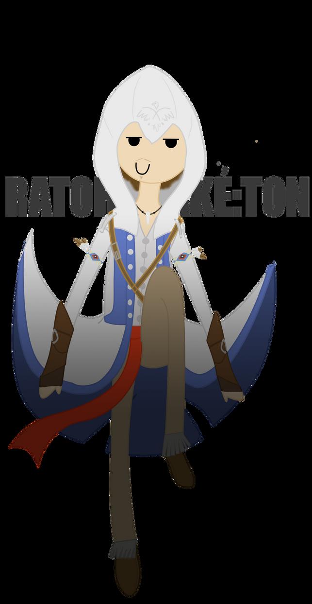 Ratohnhake:ton by DzikaTamara