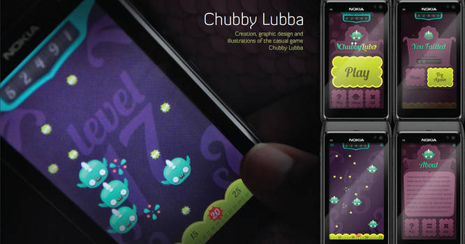 Chubby lubba mobile game
